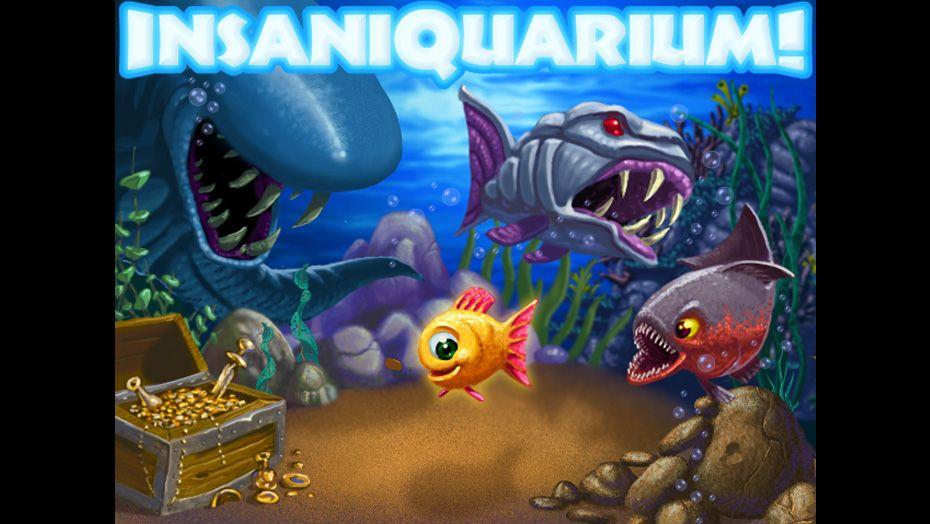 Insaniquarium Deluxe (Steam) (PC) $0.99