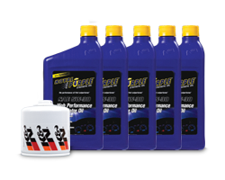 5 QTS Royal Purple Synthetic Oil and K & N Oil Filter $37.99  Oil Change Special Advance Auto Parts