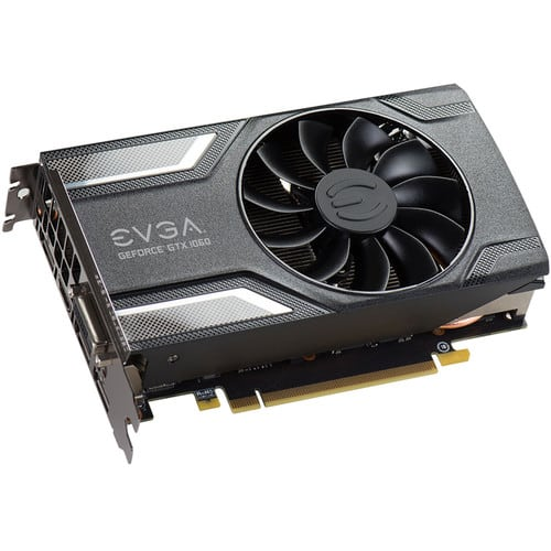 B&H Photo GPU EVGA GeForce GTX 1060 SC 3gb $199 FS no rebate [no tax outside NJ/NY]