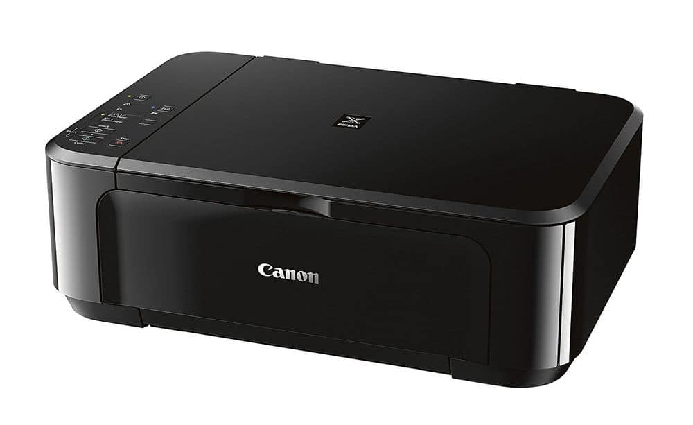 Canon MG3620 Pixma All-In-One Wireless Inkjet Printer w/ Mobile Printing $36.99
