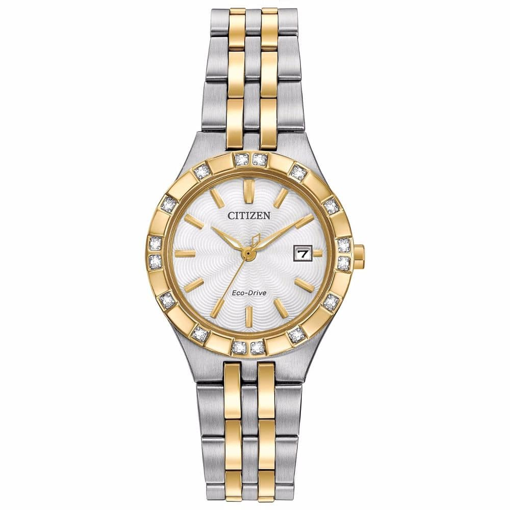 Citizen Eco-Drive Women's EW2334-51A- Manufacturer refurbished $89.99