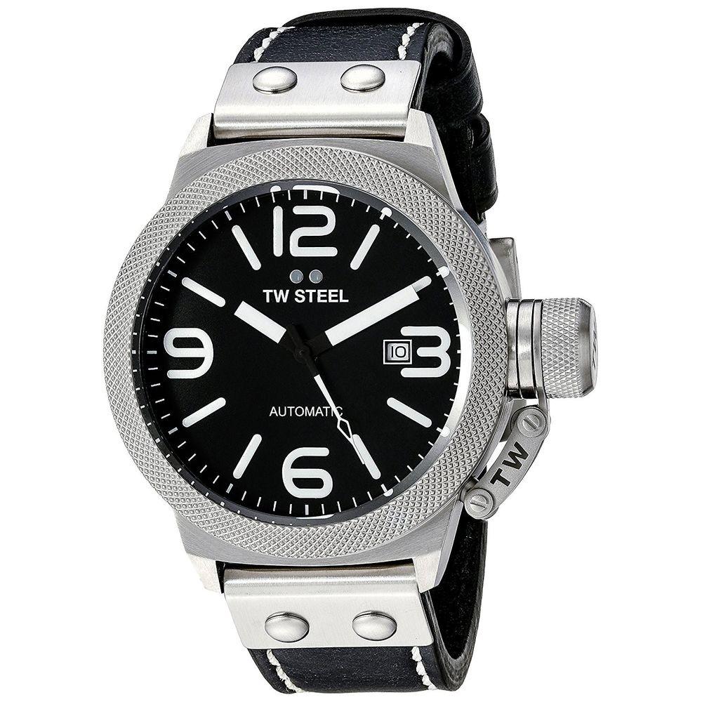 TW Steel Canteen Men's Automatic Watch - CS5 $88.5