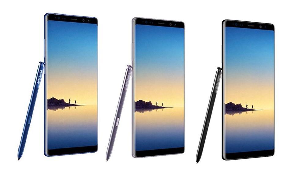 Samsung Galaxy Note 8 N950U 64GB 4G LTE GSM UNLOCKED $689.99