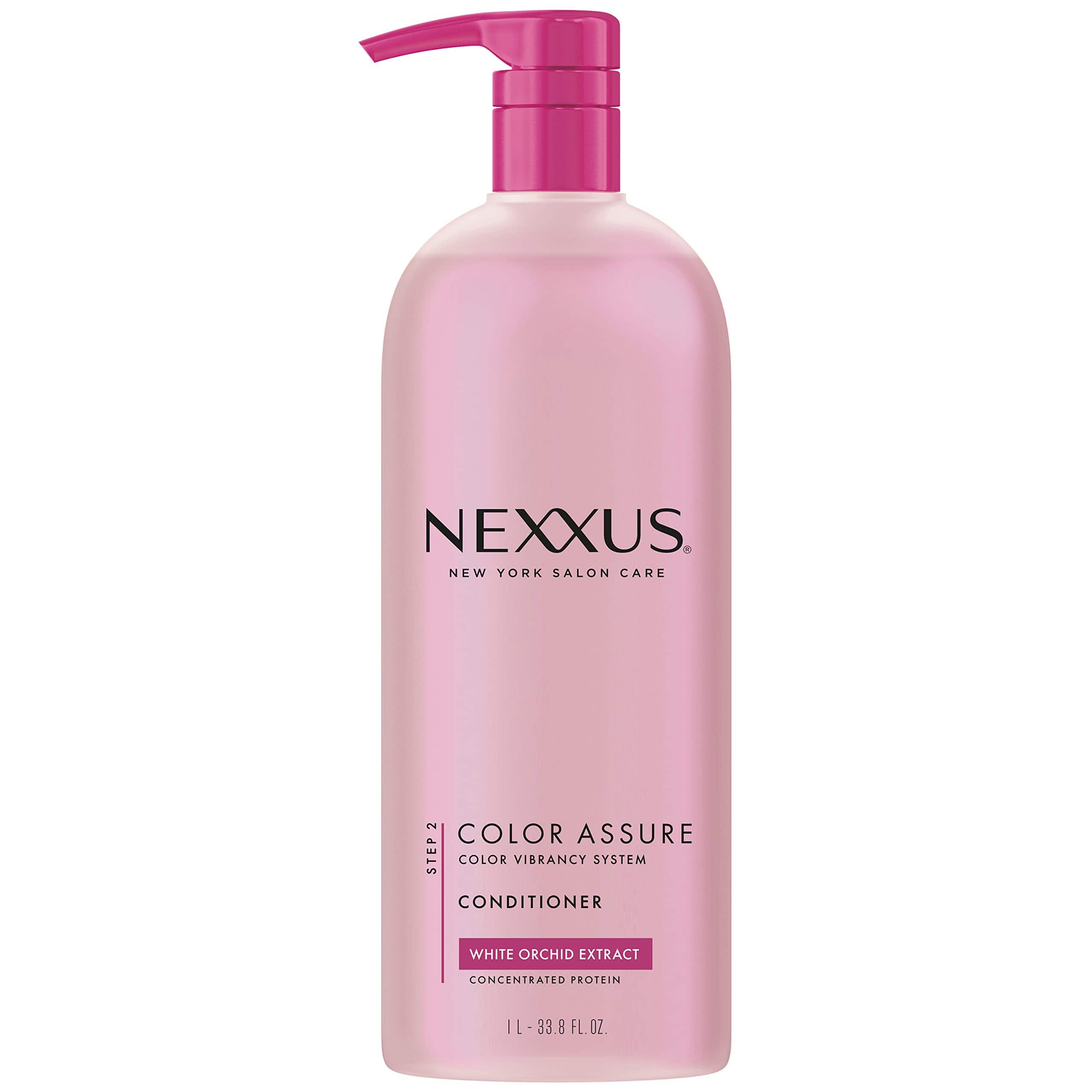 Nexxus Color Assure Shampoo, for Color Treated Hair, 33.8 oz $8.54 w/ S&S + Free S/H