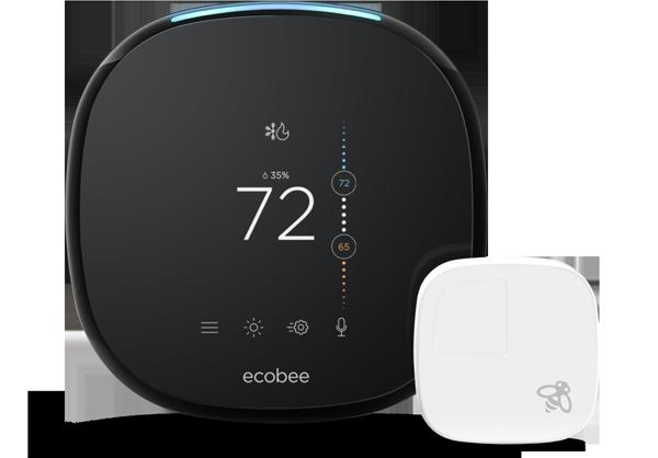 Ecobee4 $199 or $74 with SCE rebate at Bestbuy or ecobee website