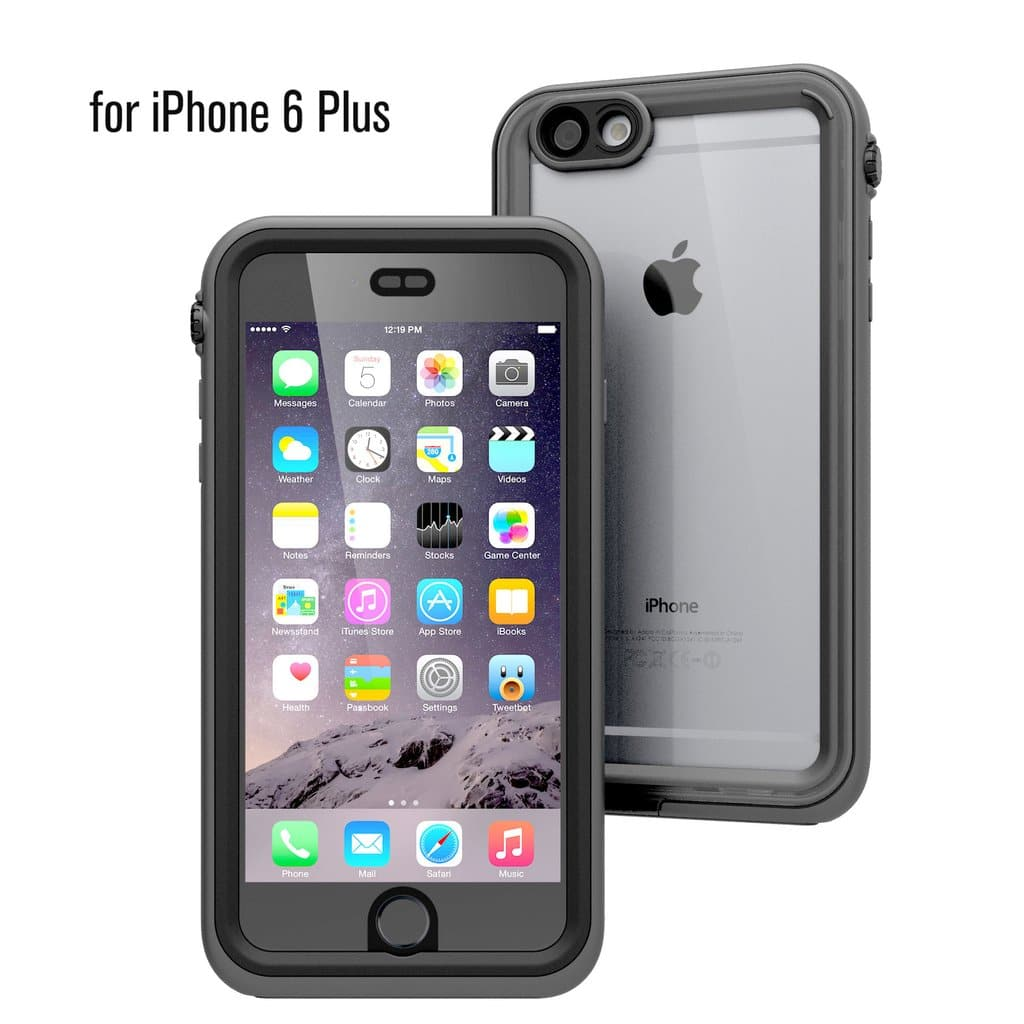 Catalyst Waterproof Cases for iPhone 6, 6 Plus, Apple Watch (50% Off)