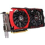 MSI GTX 970 GAMING 4G LE GeForce GTX 970 4GB 256-Bit GDDR5 HDCP Ready SLI Support ATX Video Card with Batman: Arkham Knight $300 w/ free ship @ Newegg
