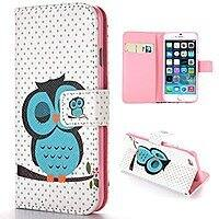 Amazon Deal: Leather Iphone 6 4.7 Case -Sleeping Owl  $0.99 prime fs