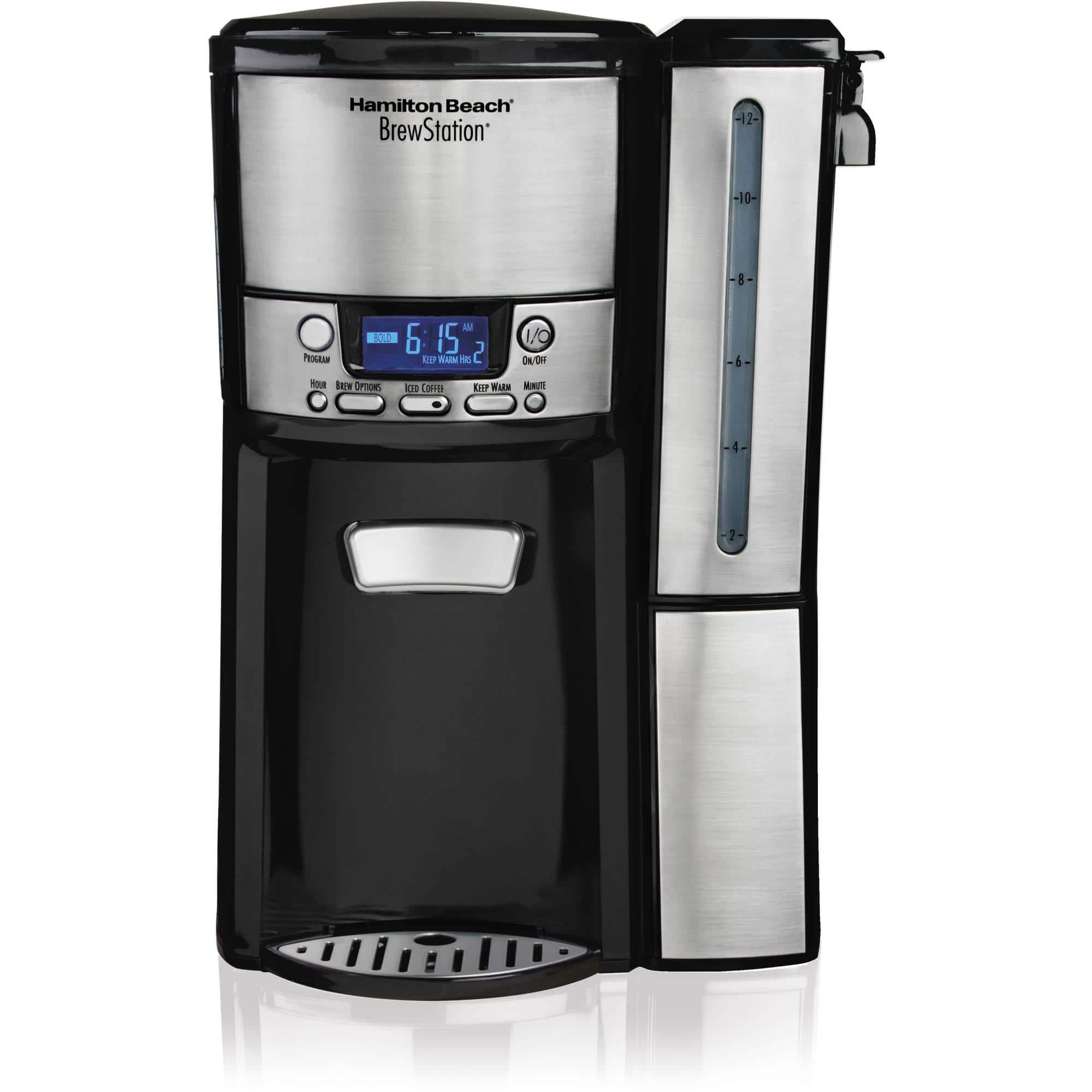 Bon-Ton: Up to 80% Off Home Closeouts -  Hamilton Beach BrewStation 12-Cup Dispensing Coffeemaker with Removable Reservoir $30 and much more!!!