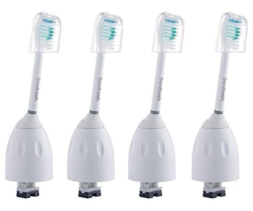 Sonifresh Replacement Heads - Toothbrush Heads For Philips Sonicare E-Series HX7001,4 Pack $8.83 AC Amazon