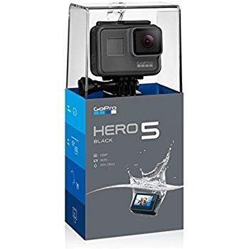 GoPro Hero5 Session $199, GoPro Hero5 Black $299 and GoPro Hero6 Black $449 + free shipping