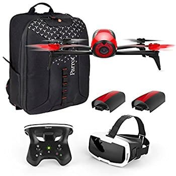 Parrot Bebop 2 Red w/ Accessories @ $549.99 and free shipping