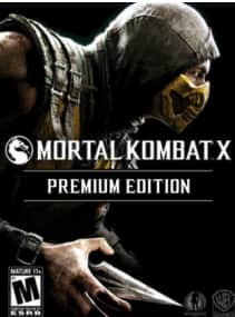 Mortal Kombat X PC, Steam - $7.99