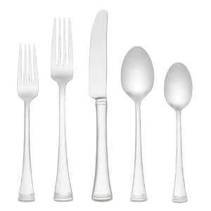 Lenox portola 18/10 65 pc flatware set for only $79.00 from amazon