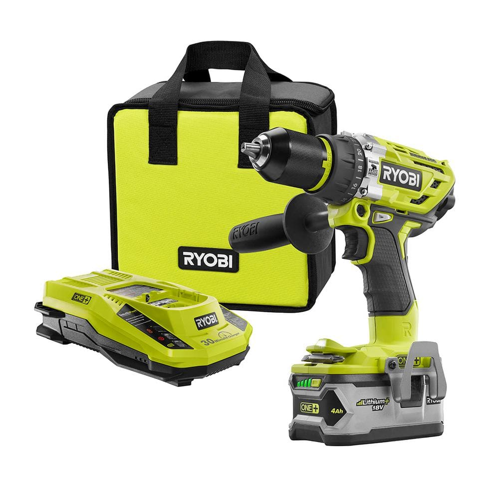 Ryobi 18-Volt ONE+ Lithium-Ion High Capacity Lithium+ Battery Pack 4.0Ah (2-Pack) - $44.70 - YMMV @ Home Depot