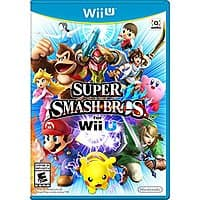 Amazon Deal: Super Smash Bros Wii U for $49.07 at Walmart/Amazon