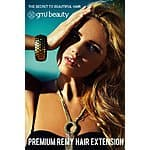 Premium 100% remy clip-in hair extension - $54 off & free shipping