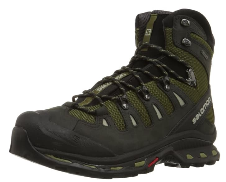 Salomon Quest 4D II GTX Hiking and Backpacking Boots Amazon $159