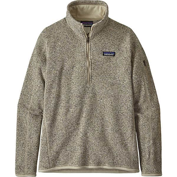 Patagonia Better Sweater 1/4 zip $69.30 + free shipping