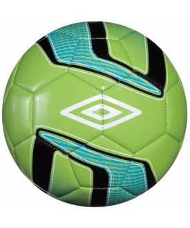 Umbro Arturo Soccer Ball (Green & Pink) Size 4 for $5.58 + Free Shipping