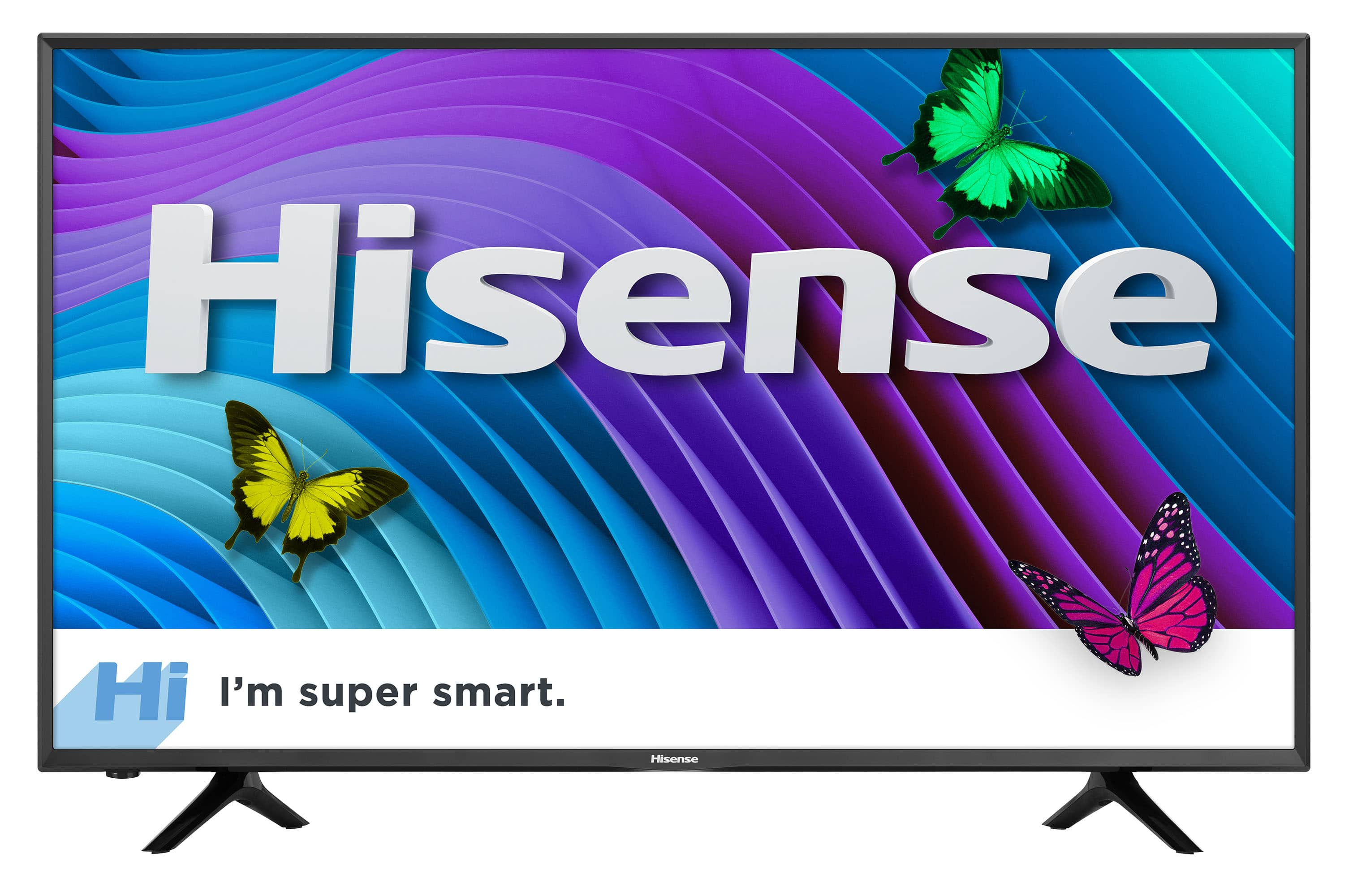 HISENSE 55H6D 55 INCH 2160P 4K SMART TV for $398 Free Store Pickup