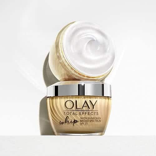 Olay Total Effect Whip with SPF 25 Original 1.7oz - $13.16 after 10% code