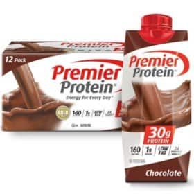 Sam's Club Members: 15-Count 11-Oz Premier Protein Shakes (Various) $17.18 + Free Store Pickup