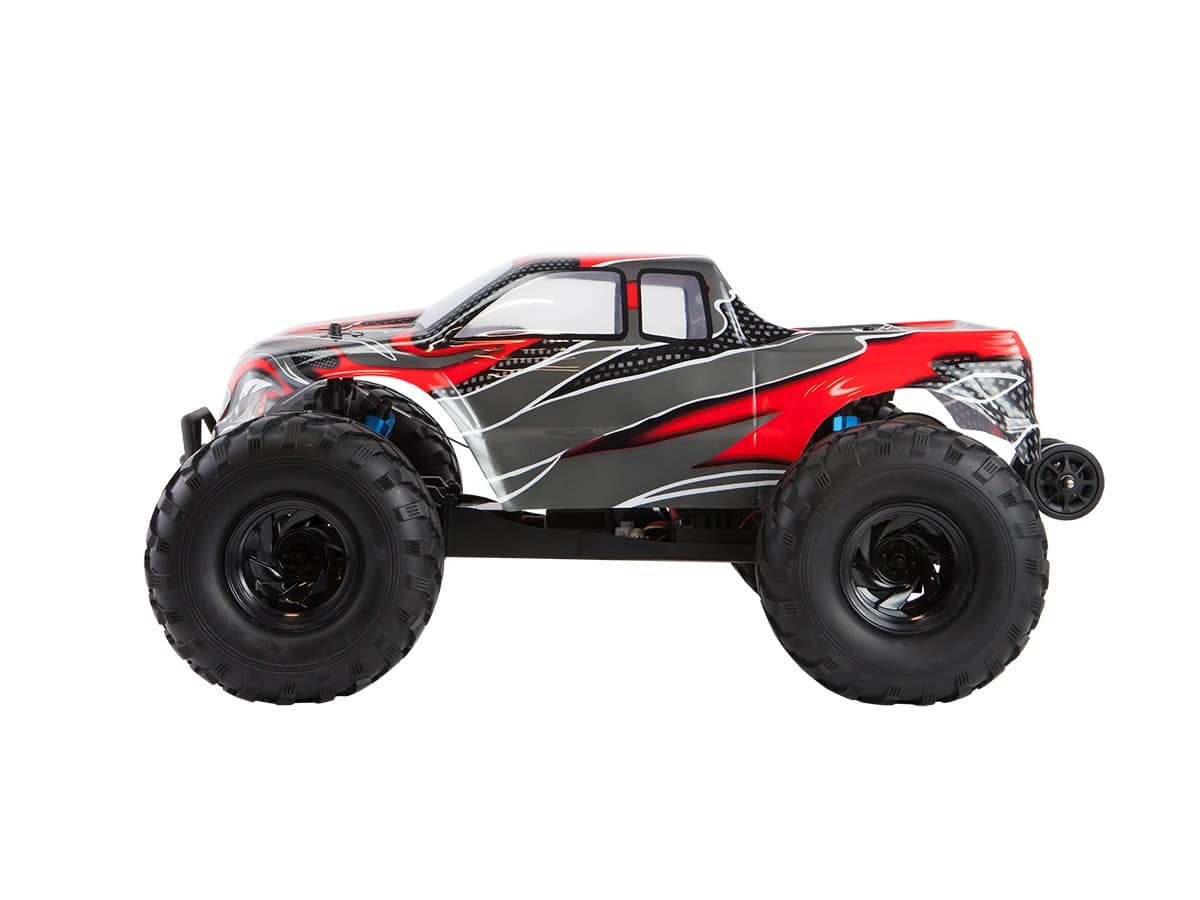 Baseltek Nx2 2wd Short Track Rc Car W Brushless Electric