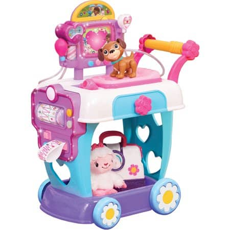 Doc McStuffins Toy Hospital Care Cart $19.88 Walmart - Slickdeals.net