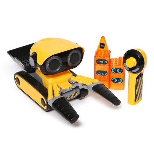 The Botsquad - GRiP and/or Joe Plow - Robot Bots Toys Hollar all BOGO $12 for 2