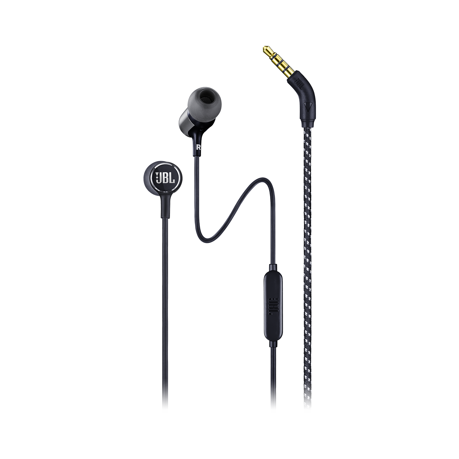 JBL Live 100 In-Ear Headphones with Microphone $9.95