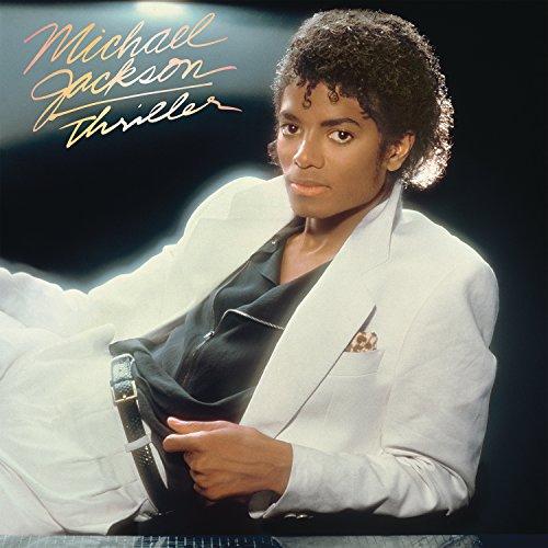 Michael Jackson - Thriller - LP $12 via Amazon $12.05