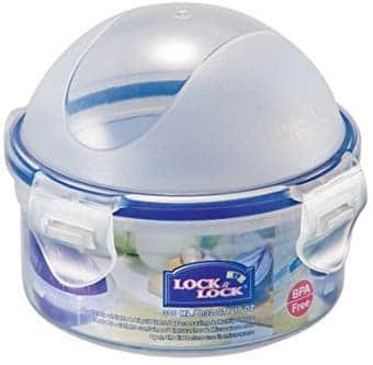 Lock & Lock Onion Food Storage Container $3.14 shipped via Amazon