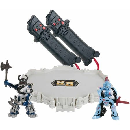 $10 Battroborg Warrior Battle Arena Game, Knight vs. Viking Free Store Pick Up