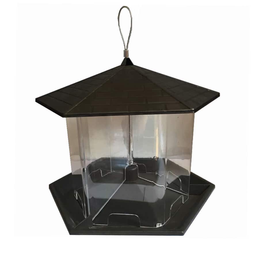 Garden Treasure Bronze Metal Bird Feeder @ Lowes $1.30