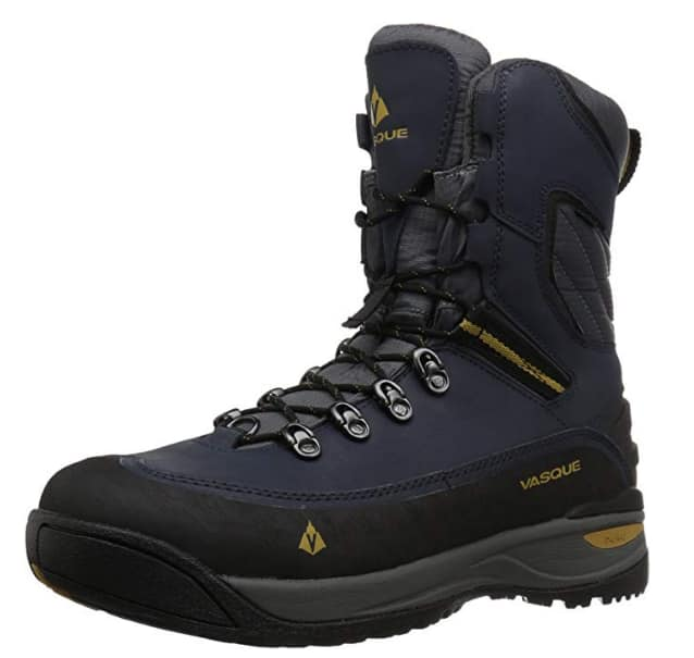 Vasque Men's Snowburban II UltraDry Ebony/Dried Tobacco Snow Boot -- $82.46