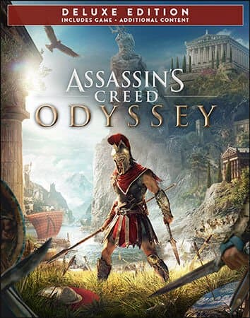 Assassin's Creed Odyssey $19.79