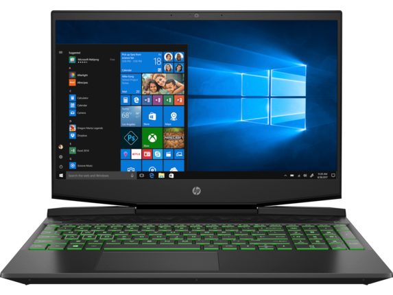HP Gaming Pavilion laptop - i7-9750H , GTX 1660 Ti MQ , 256 GB SSD, 8 GB Ram $815