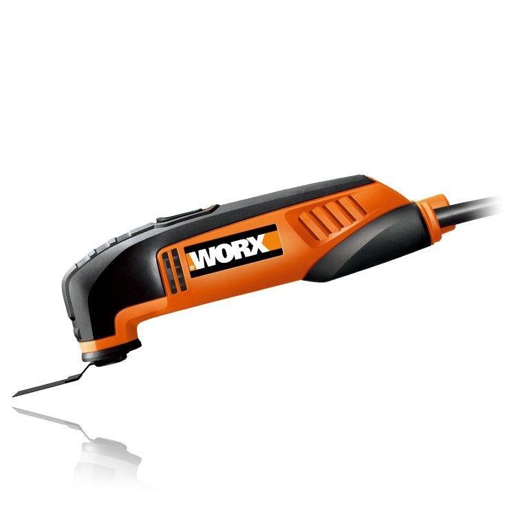 WORX WX665L 2.5 Amp Corded Oscillating Multi-Tool Refurb via ebay $20.01 (+ tax) A/C