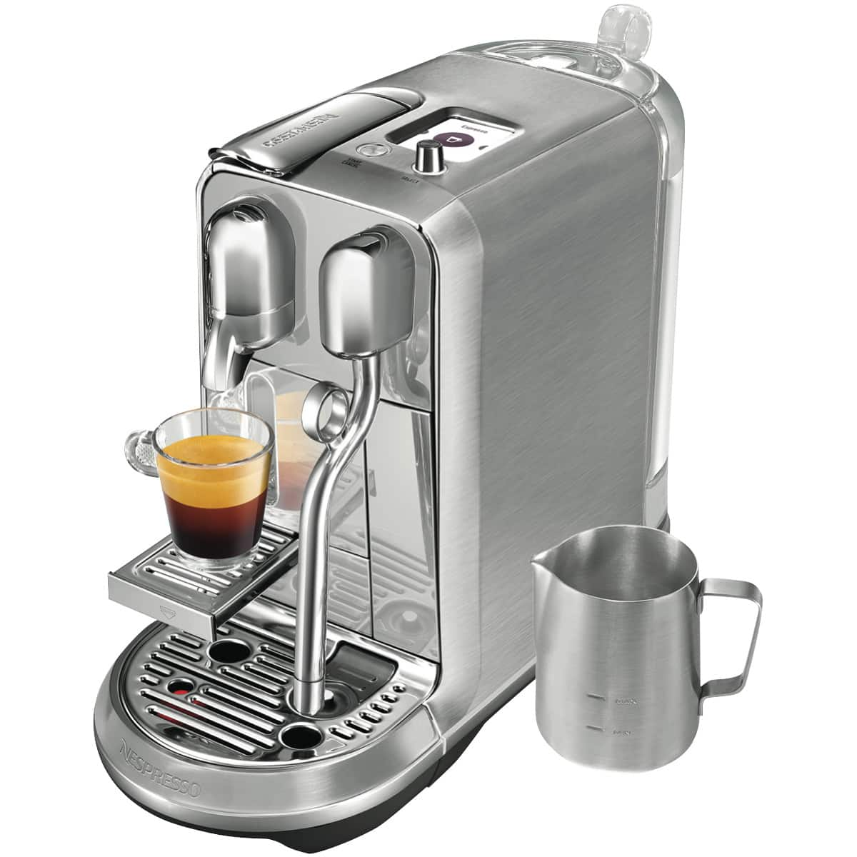 Breville Nespresso Creatista Plus, Stainless Steel $336 + Free Shipping