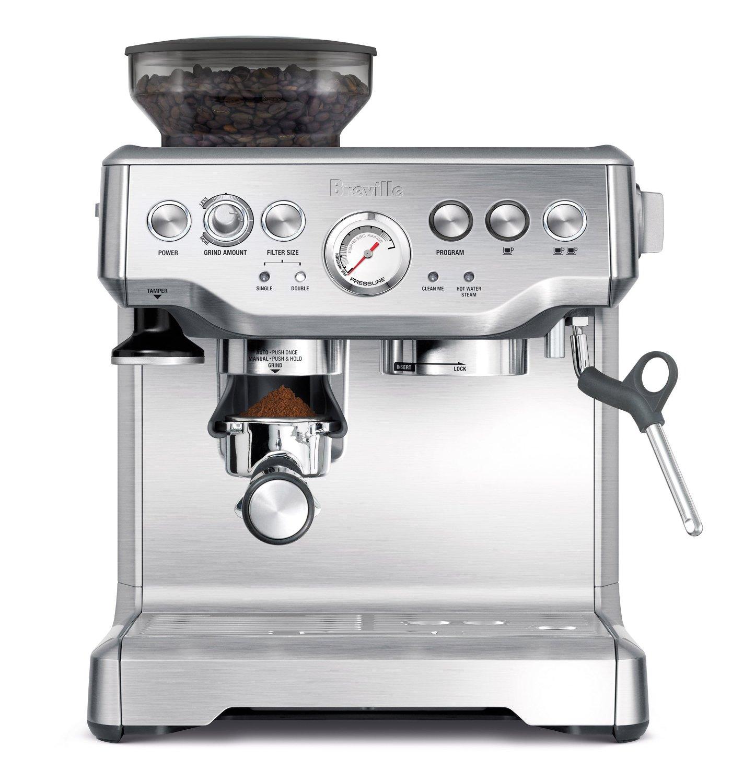 Breville Espresso Machine Bes870xl $459