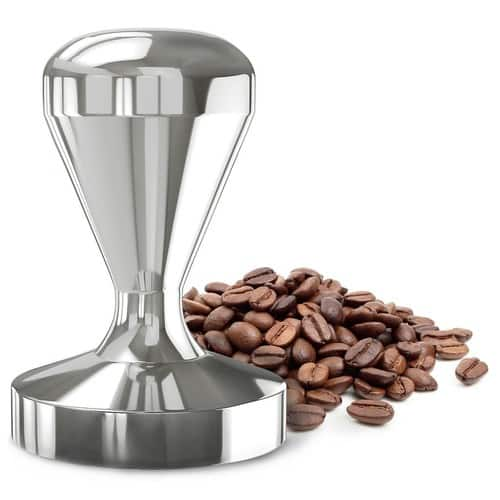 58mm stainless steel coffee tamper $14.36