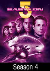 Babylon 5: Season 4 [SD digital] $5 $4.99
