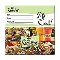 Sam's Club Deal: Sams club, huge markdowns on gift cards. Freshberry, cosi, camilles, fast eddies, your pie