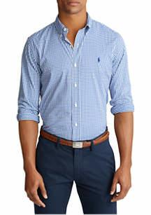 Polo Ralph Lauren Classic Fit Performance Twill Shirt | belk