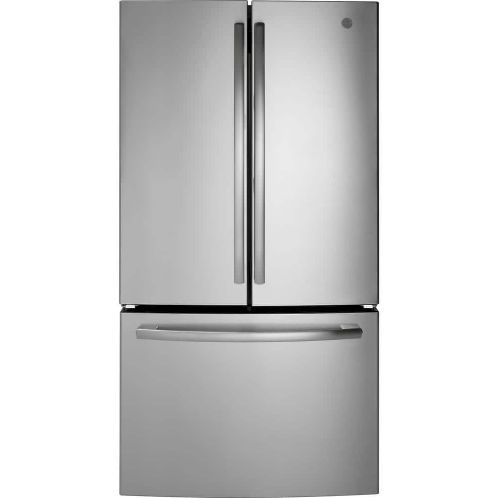 GE 27 cu ft SS French door refrigerator @ Home Depot for $1198