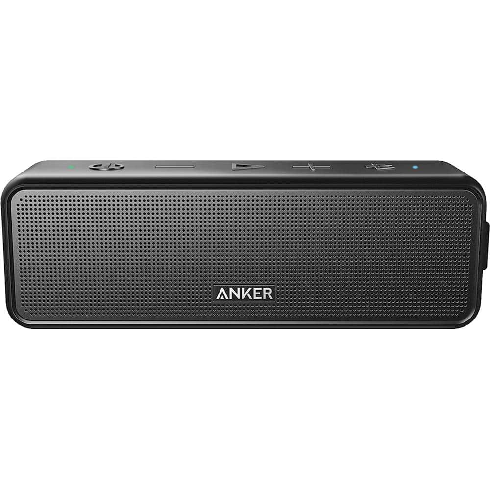 Bestbuy has Anker Soundcore Bluetooth speaker in black for $15