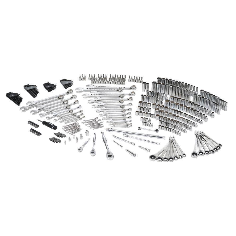 Husky 391 piece tool kit @Home Depot for $180