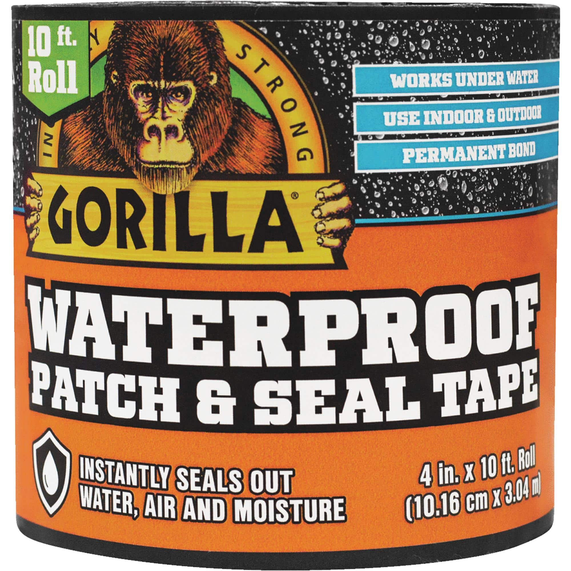Gorilla waterproof patch and seal tape @ Walmart $6.47