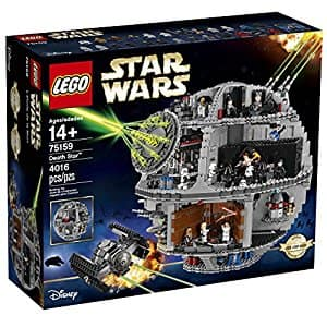 Amazon Prime Deal: Lego Death Star. Regular $499